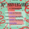 Celebración del 10º Aniversario del CSC do Ensanche