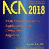 24th Conference on Applications of Computer Algebra