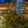 Navidad en la Plaza del Obradoiro