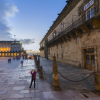 Xelmírez  Arch- Obradoiro Square