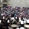 Música no Camiño: Banda Unión Cultural de Campo Lameiro