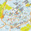 Plano de Santiago de Compostela