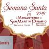 'Semana Santa 2019 en el Monasterio San Martín Pinario'