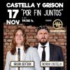 Castella and Grison presents: 'Por fin juntos'