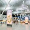 """El aeropuerto de Santiago pasa a denominarse oficialmente """"Aeropuerto de Santiago- Rosalía de Castro"""""""