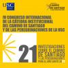 IV Congreso Internacional de la Cátedra Institucional del Camino de Santiago y de las Peregrinaciones de la USC