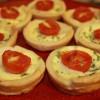 'Compostela Gastronómica Nadal Peques': TARTALETAS DE HIERBAS Y QUESO DEL PAÍS