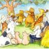 'Musigalizando na Biblioteca': 'Cuentos, por favor, alimentan la imaginación'