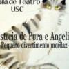 Aula de Teatro da USC: 'Historia de Pura e Angelita. Pequeno divertimento mordaz'