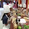 'Compostela Gastronómica': Talleres infantiles con productos de Área Santiago
