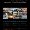 Exposición solidaria 'Recuerdos del presente'