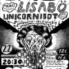 Ciclo 'Compostela Rock': Cave & Lisabö & Unicornibot