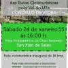 Inauguración de las 'Rutas Cicloturísticas polo Val do Ulla'