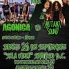 Concierto de Agónica & Mutant Squad