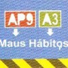 Exhibition:'AP9, A3=Maus Hábitos'