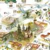 Presentación del 'Mapa emocional de Santiago' de María Meijide