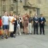 Turismo de Santiago colabora con Easyjet y Paradores en la promoción de Santiago en el mercado británico