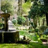"Garden of the ""Pazo de Faramello"""