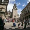 Santiago consolida su recuperación turística con el mejor dato de pernoctaciones desde el Año Santo