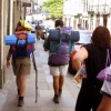 Cómo entrar a Santiago de Compostela