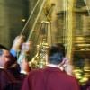 Turismo de Santiago y Hostelería Compostela promocionan la ceremonia del Botafumeiro