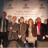 European Cultural Itineraries tour box presented at FITUR