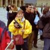 Filming or taking photos