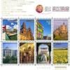 Japón emite sellos postales de la Catedral de Santiago para su Año Dual