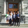 Santiago se adhiere a la Green Pilgrimage Network